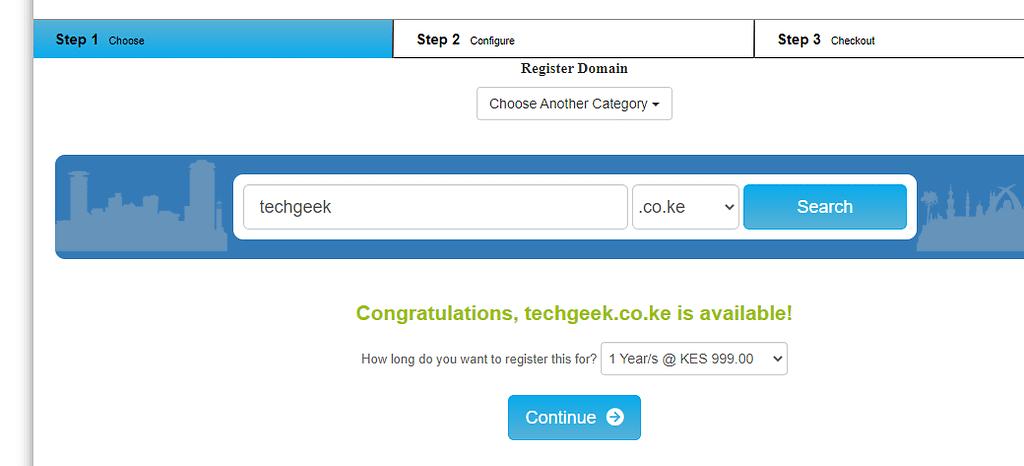 the techgeek.co.ke domain is available on Kenya web experts