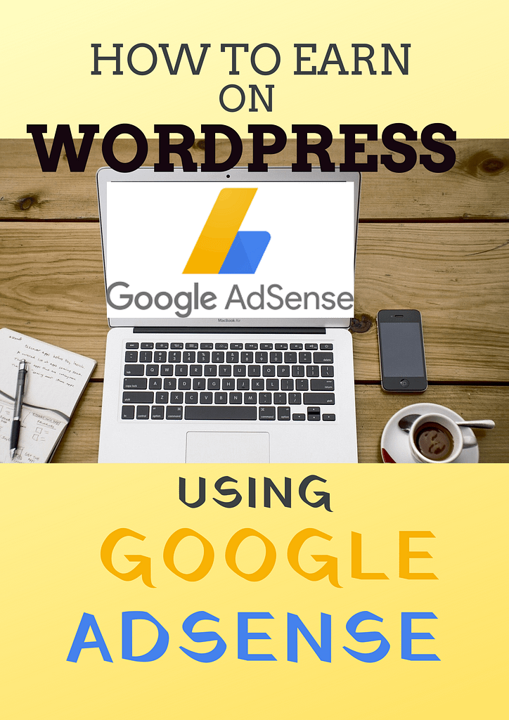 connect google adsense to wordpress site