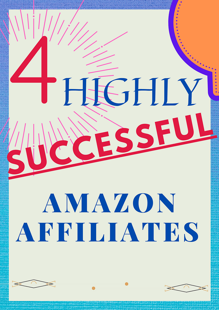 amazon affiliate success stories